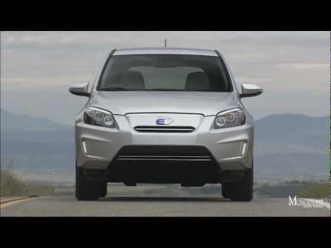 Toyota RAV4 EV Press Video