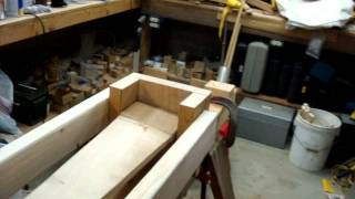 Building A Wooden Kayak Paddle Part 8