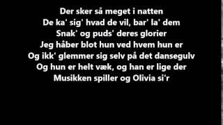 Rasmus Seebach - Olivia Lyrics