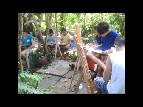 เด็ก ม.1 ป.5 ครูศิลปะอายุน้อยที่สุด จาก สุราษฎร์ฯ