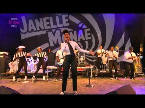JANELLE MONAE 'DANCE OR DIE' LIVE 2011