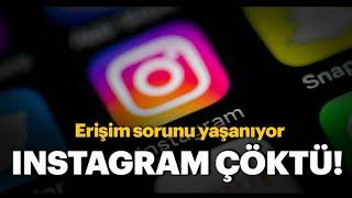 Instagram çöktü mü !!! #insatagramcöktü kesin çözüm yorumlar kısmında !!!