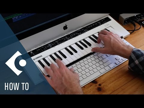 How to Use MIDI in Cubase | Getting Started with Cubase Pro 9