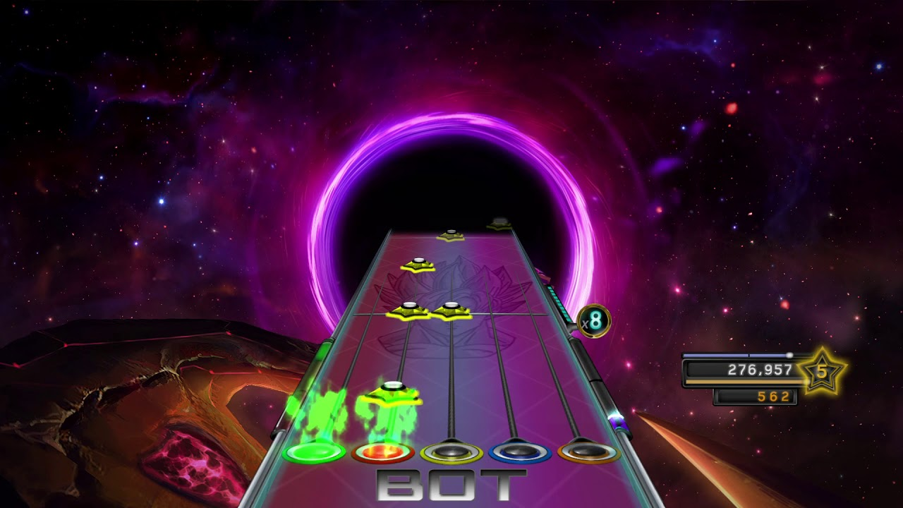 Color/Texture Changing on Clone Hero? + How to use and install!