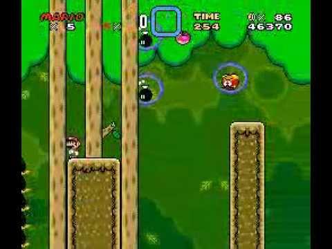 Super Mario World: Intrigue - World 1