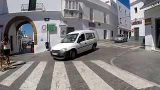 Conil de la Fra. (Cádiz) De la Fuente del Gallo a Centro Ciudad Ruta3  6/10
