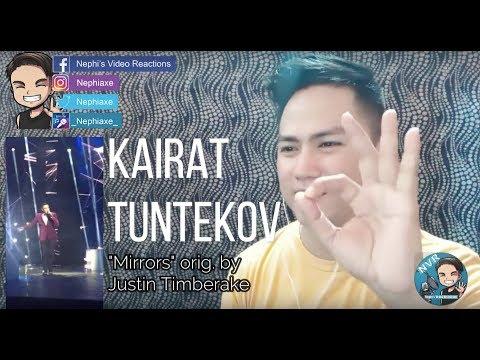 Kairat Tuntekov - Mirrors | REACTION