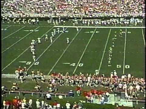 1997 #18 Georgia vs. Mississippi St. Football