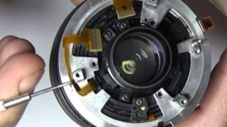 Никон Никкор 18-70 АФ ремонт ремонт англійська субтитри