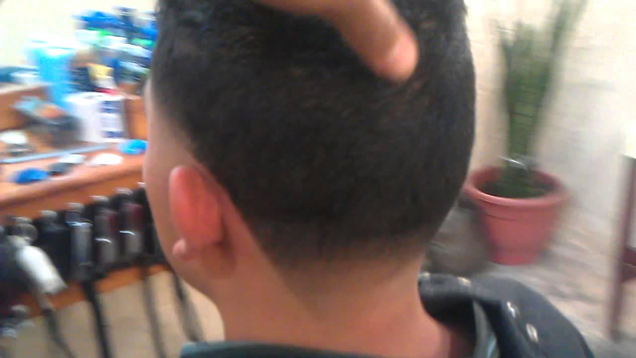 Clean Bald Taper Fade Haircut Youtube