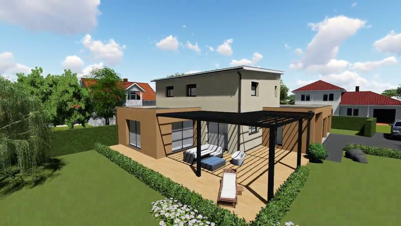 natilia caen natigreen double garage youtube. Black Bedroom Furniture Sets. Home Design Ideas