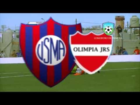"""Federal """"C"""" / USMA 0 - Olimpia Juniors 1"""