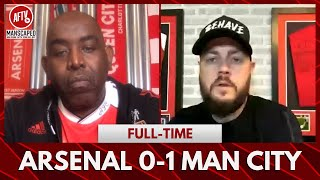 Arsenal 0-1 Man City | Weak Mentality By The Manager, Players & Fans! (DT Rant)