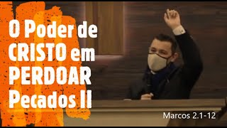 IP Arapongas - Pr Donadeli - PODER DE CRISTO EM PERDOAR PECADOS II - 23-08-2020
