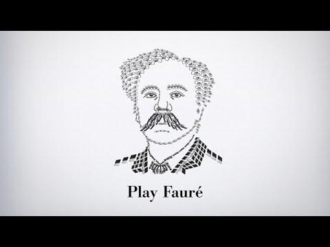 Fauré - Berceuse (composition for piano four hands)
