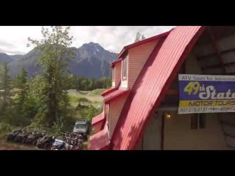 49th State Motor Tours: Off-Road Adventuring in Alaska