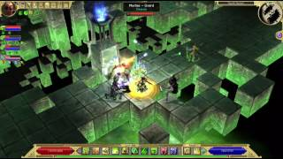 Titan Quest Anniversary Edition - legancy difficult (place of judgement) - multiplayer game-play