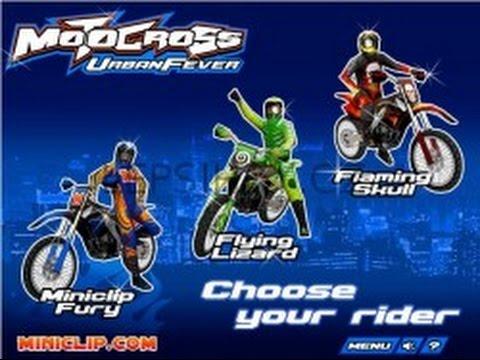 motocross urban fever
