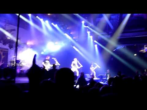 Frei.Wild - Wer weniger schläft ist länger wach (live in Chemnitz 04.11.2012 Arena Tour)