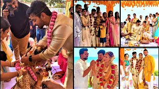 Mahat Prachi Wedding and Reception Video !! | TamilCineChips