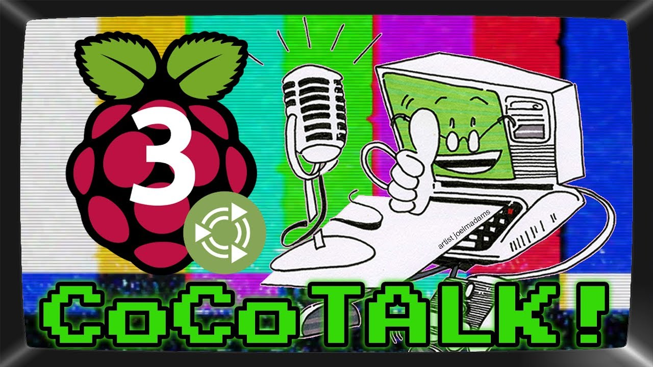 CoCoTALK! Episode 67 - CoCo/Dragon Raspberry Pi project