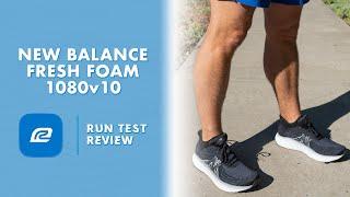 New Balance Fresh Foam 1080v10 Shoe Review - New favorite shoe?!