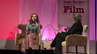 SBIFF 2017 - Isabelle Huppert Discusses