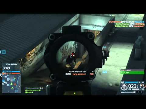BATTLEFIELD HARDLINE BEST KILLS EVER XBOX ONE