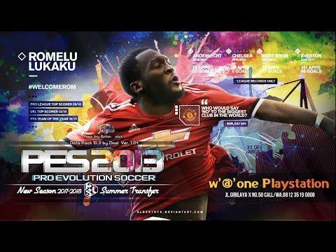 PES 2013  BANG JALI & DOEL PATCH  SUMMER TRANSFER 2017 2018  PS3