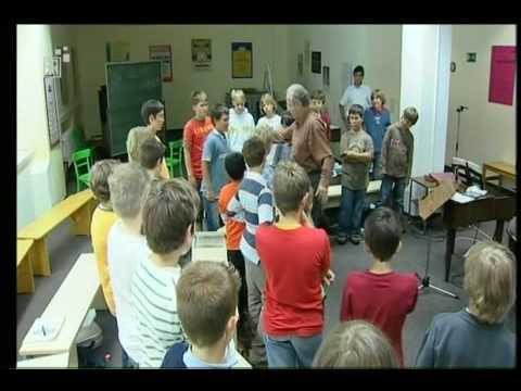 Tölzer Knabenchor 2006  Doku Teil I