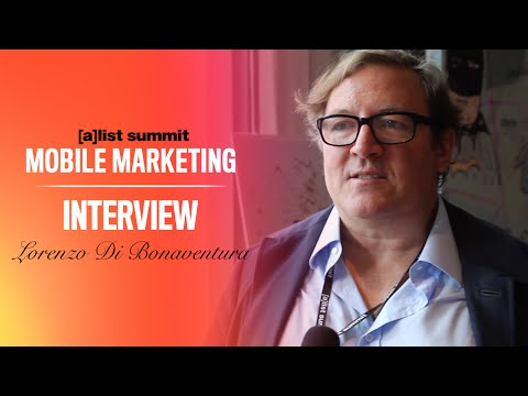 Lorenzo Di Bonaventura   alist summit Mobile Marketing