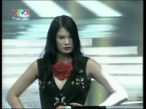 Viet nam next top model 2012 - Chung kết - Dàn Người mẫu Trình diễn