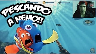 Pescando a Nemo! | Depth Hunter 2 - Deep Dive Gameplay PC | 1080P