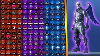 Fortnite: The BEST Skin Combinations! | (100,000 V-Bucks Locker) | Fortnite Battle Royale