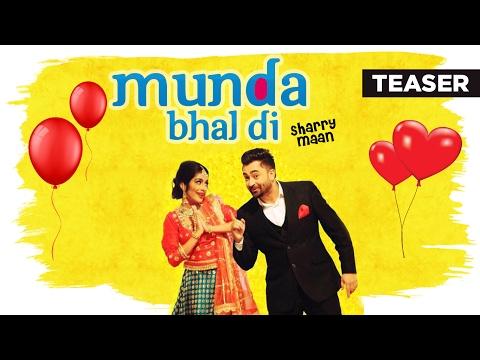 """Sharry Mann"" Munda Bhal Di (Official Teaser) Latest Punjabi Songs   T-Series Apnapunjab"