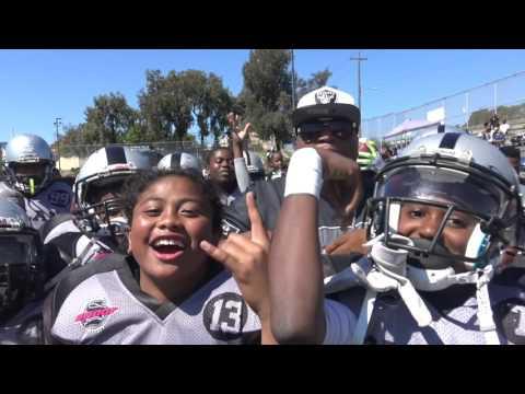 Sports World Tv Oakland Jr. Raiders Trophy Trophy