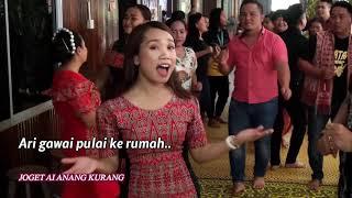JOGET AI ANANG KURANG - FRANKEY FIQ & PATRY JUNAN ( OFFICIAL MUSIC VIDEO)