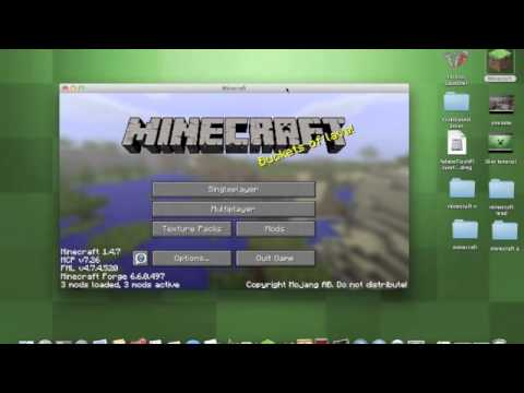 how to download minecraft on mac free