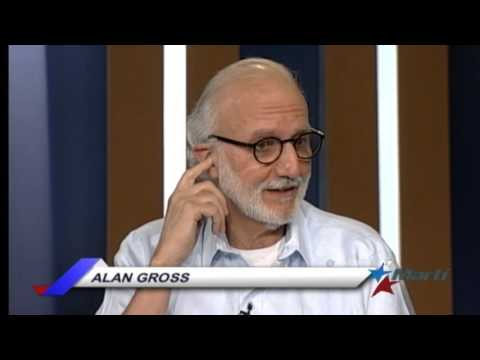 Alan Gross, en TV Martí