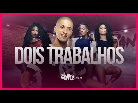 Dois Trabalhos - Donas | FitDance TV (Coreografia) Dance Video thumbnail