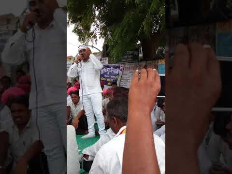 Dr. Ram meena *3* # बहुजन समाज आगे-आगे #पूरा प्रशासन पीछे-पीछे करता रहा प्रेड#