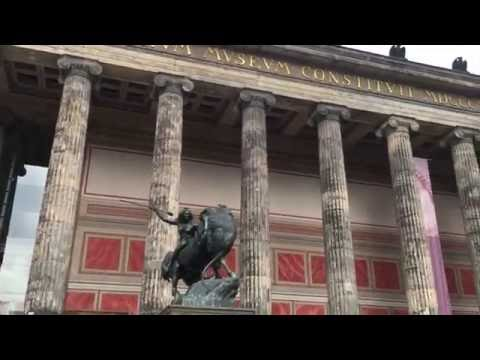 A day trip in Cologne & Berlin Germany