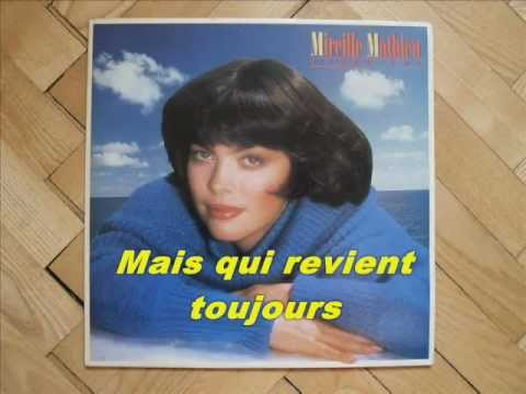 Mireille Mathieu - Ma Melodie D'amour (Bobby Vinton - My Melody Of Love)