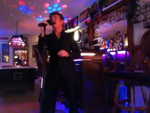 Let's dance David Bowie karaoke cover