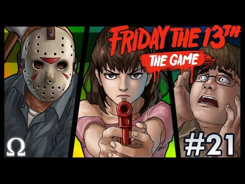 SPRAY SHORTAGE, SAVE THE NERD! | Friday the 13th The Game #21 Ft. Friends