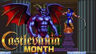 Dracula XX (SFC/SNES) - CastleMaynia [Castlevania Month 2019]
