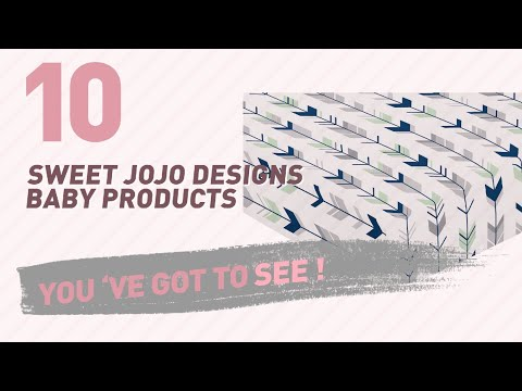 Sweet Jojo Designs Baby Products Video Collection // New & Popular 2017