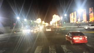 Downtown Managua Nicaragua
