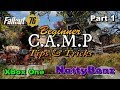 Fallout 76 C.A.M.P.  System Tips and Tricksl for beginners Part 1