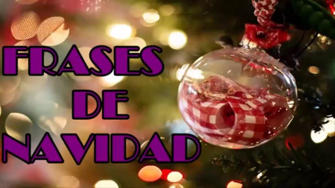 Frases de navidad mensaje de navidad para amigos - Targetas de navidad originales ...